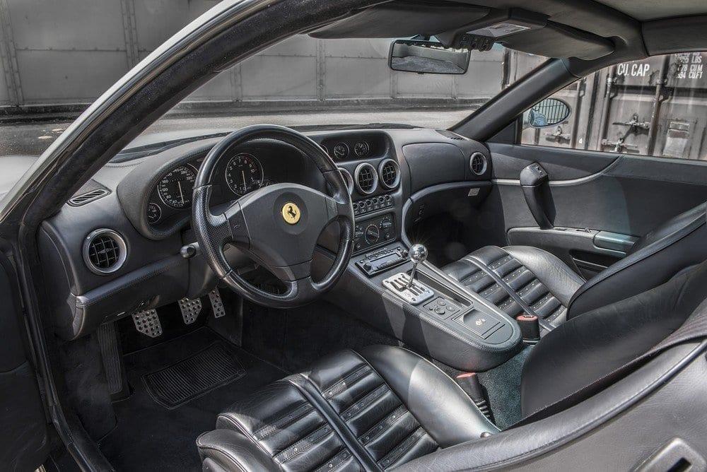 Ferrari-550-Maranello-K-13