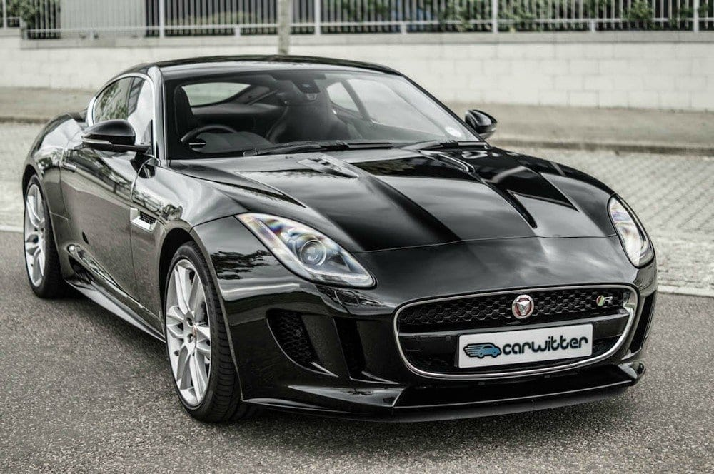 Jaguar-F-Type-Coupe-R-Review-Front-Angle-Close-carwitter