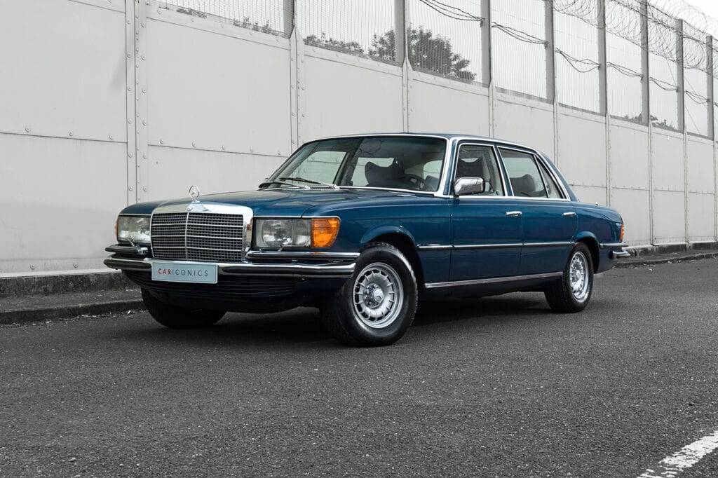 001_Mercedes450Sel_CarIconics_July2020_D4J7376