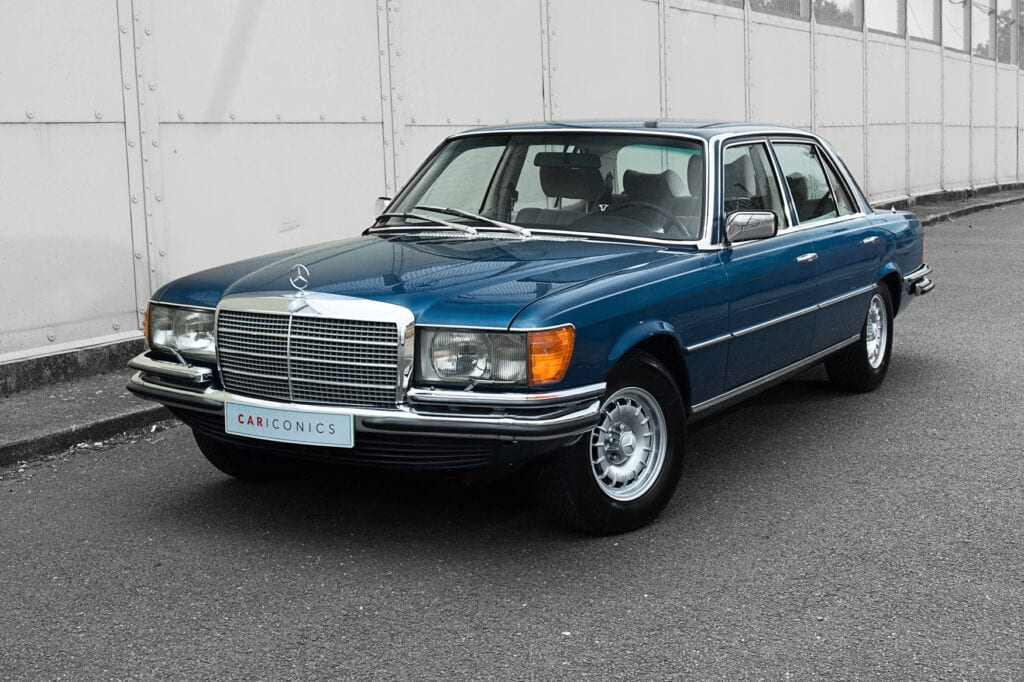 002_Mercedes450Sel_CarIconics_July2020_D4J7382