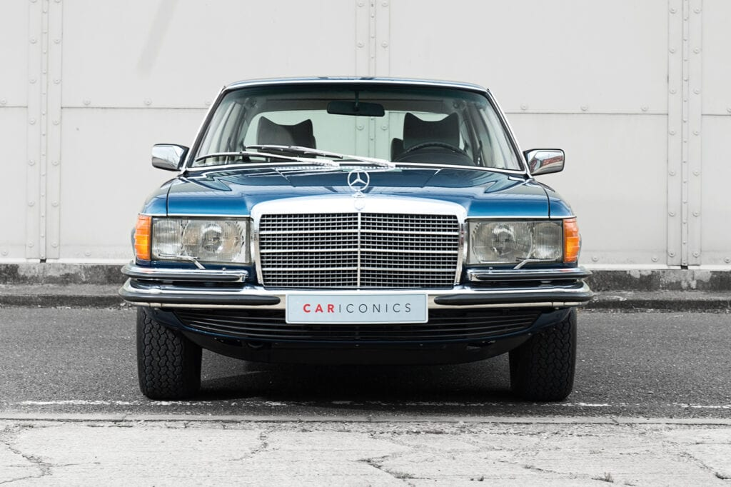006_Mercedes450Sel_CarIconics_July2020_D4J7404