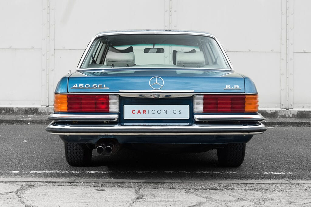 007_Mercedes450Sel_CarIconics_July2020_D4J7410
